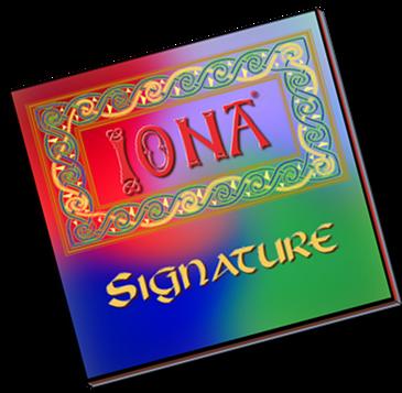 Signature CD front